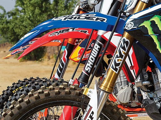 Best Dirt Bike Suspension