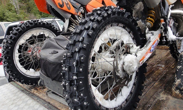 Best Dirt Bike Snow Tire