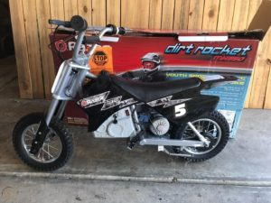 Razor MX350 Dirt Bike