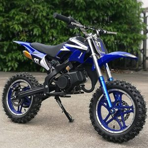 what size pit bike for adults