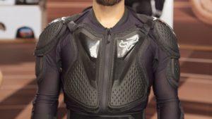 motocross protective vest